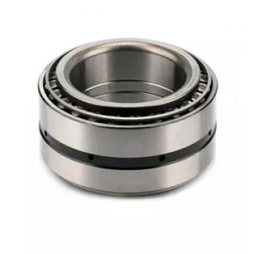 6 mm x 17 mm x 6 mm  ISB 606ZZ deep groove ball bearings