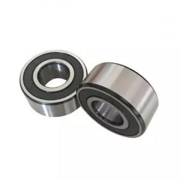 50 mm x 75 mm x 35 mm  ISB SA 50 ES 2RS plain bearings